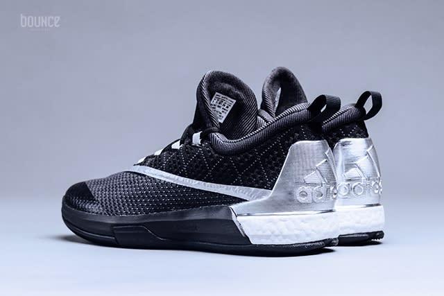 adidas crazylight boost 25 jeremy lin black pe sole