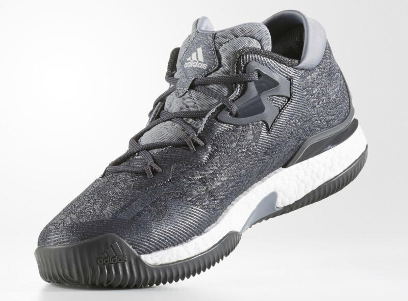 cheap for discount b0e86 42b78 ... adidas Crazylight Boost 2016 Grey (4) ...