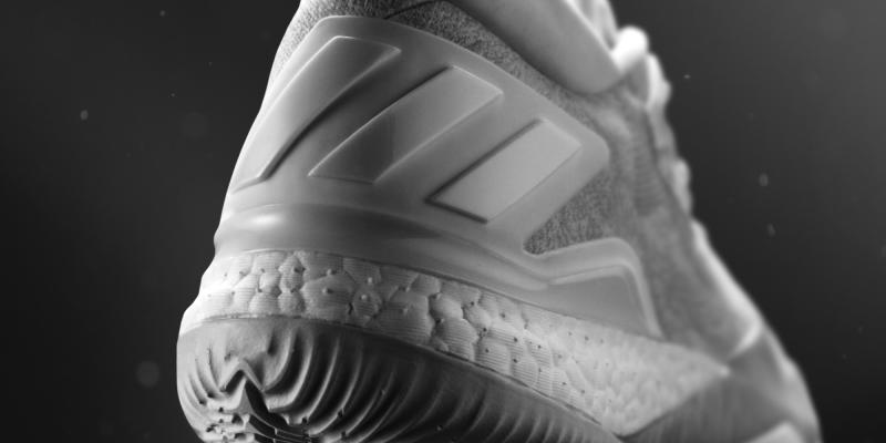 sports shoes e5275 c1de1 adidas Crazylight Boost 2016 White (1)