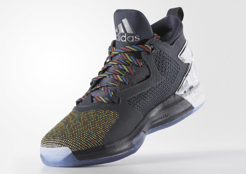 """adidas D Lillard 2 """"March Madness"""" Release Date 