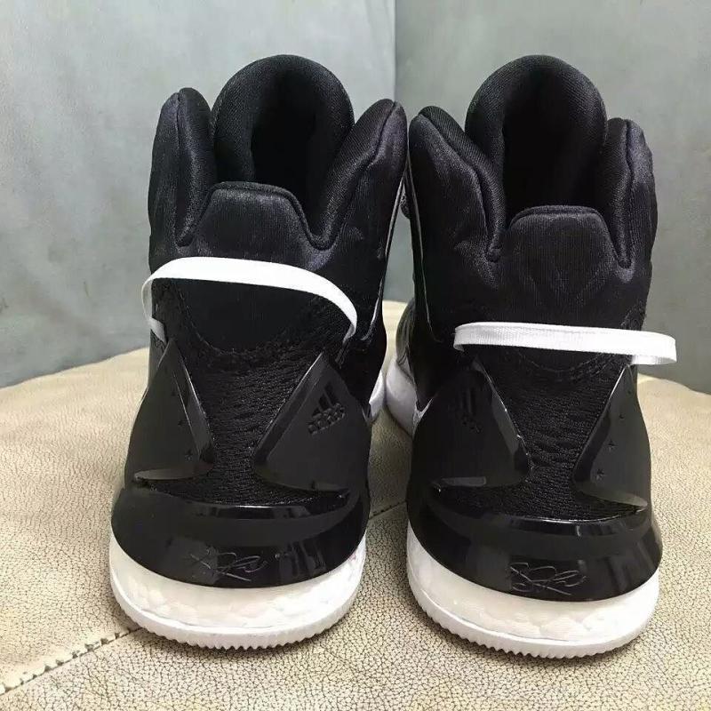wholesale dealer 3cbf5 40396 adidas D Rose 7 BlackWhite (3)