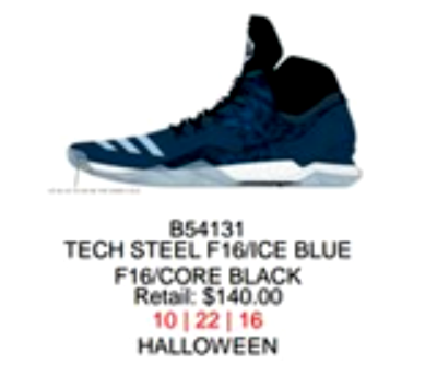 watch ce1a5 5f5bd If early scans are accurate, this is a detailed look at Derrick Rose s shoe  for Halloween.