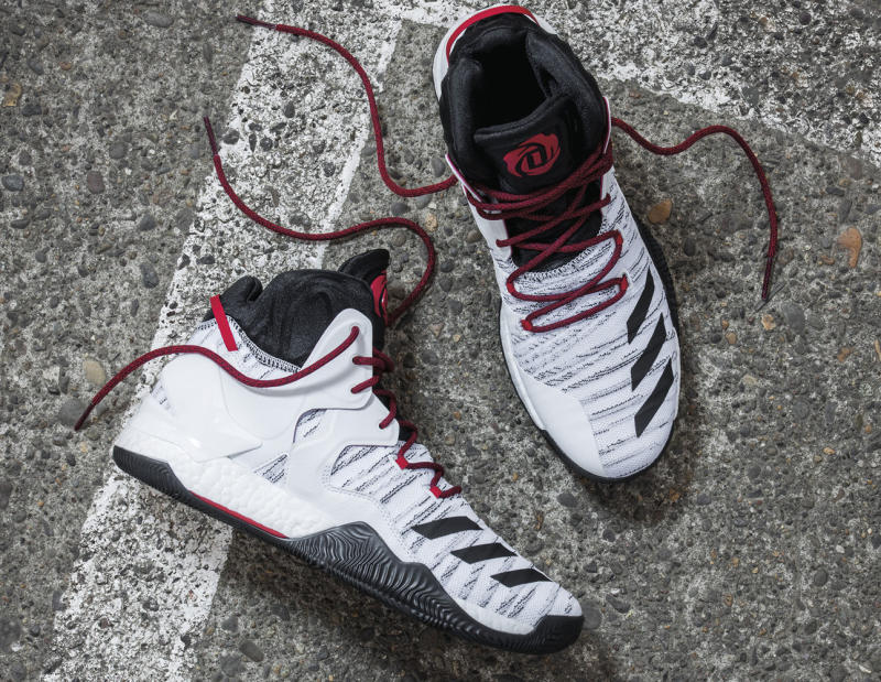 f37667ca3e2a Here s Derrick Rose s Seventh Signature Sneaker. Adidas D Rose 7 .