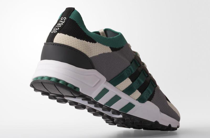 Release Date: adidas EQT Support RF Primeknit Zebra