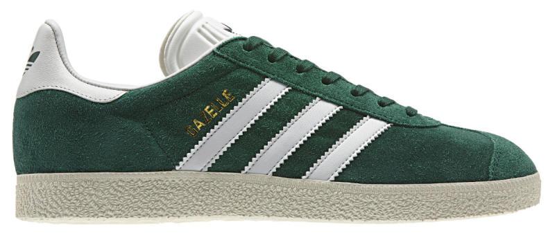 best cheap 11bdd 22784 adidas Originals Gazelle OG Green (1)