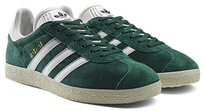 adidas Originals Gazelle OG Green (2) df38c0a53c84