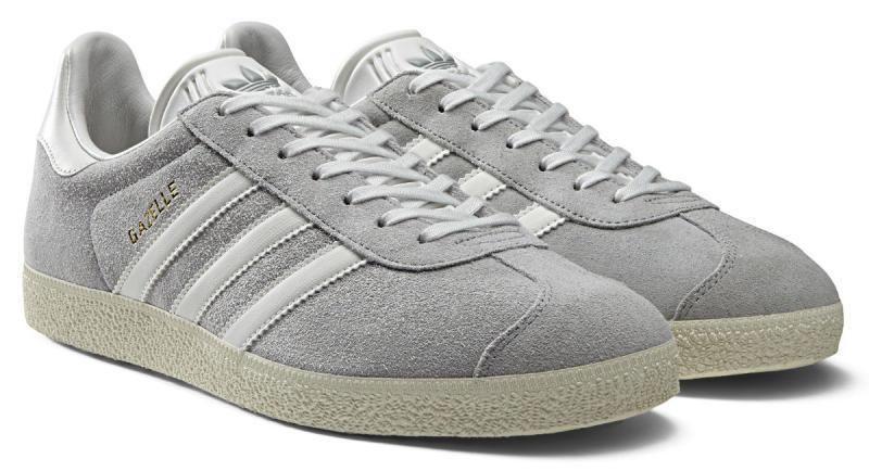 official photos 3b99c 40517 adidas Originals Gazelle OG Grey (2)