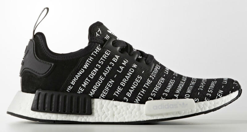 Adidas Nmd Three Stripes