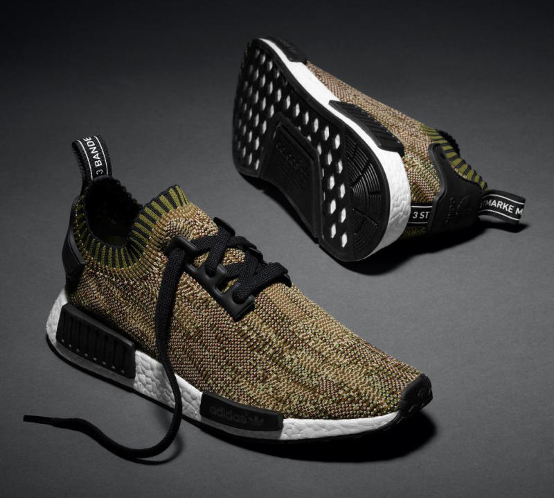 d417cccd9 The Primeknit adidas NMD styles like these have typically been more limited  than the mesh ones