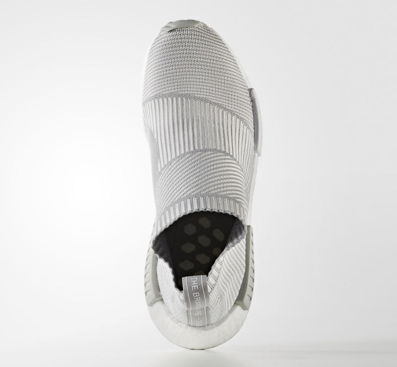 new concept 0999d 90e52 adidas NMD City Sock Grey White | Sole Collector
