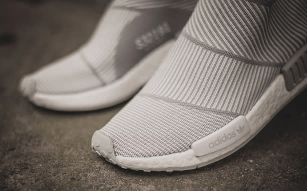 15945a3b7 adidas NMD City Sock Blackout Whiteout