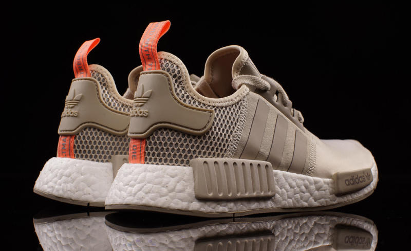Adidas NMD Clear Brown | Sole Collector