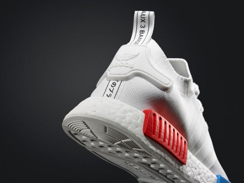 d1d77066f4117 White Adidas NMD Primeknit Release Date