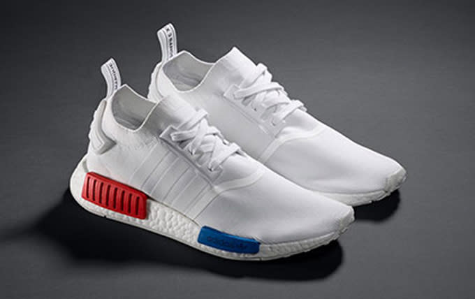 White Moutaineering x Adidas NMD Trail PK: Release Reminder