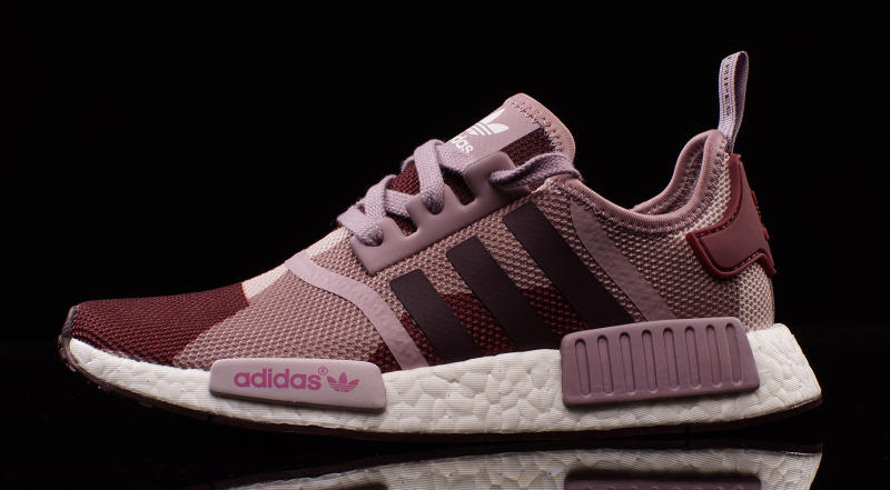 Adidas Nmd Purple Camo Sole Collector