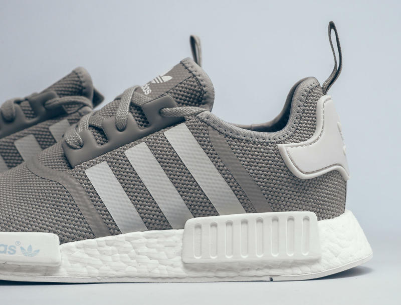 new product c0bdb d86a3 adidas NMD Grey/White | Sole Collector