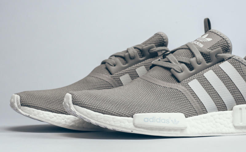 zhyxmc adidas NMD Grey/White | Sole Collector