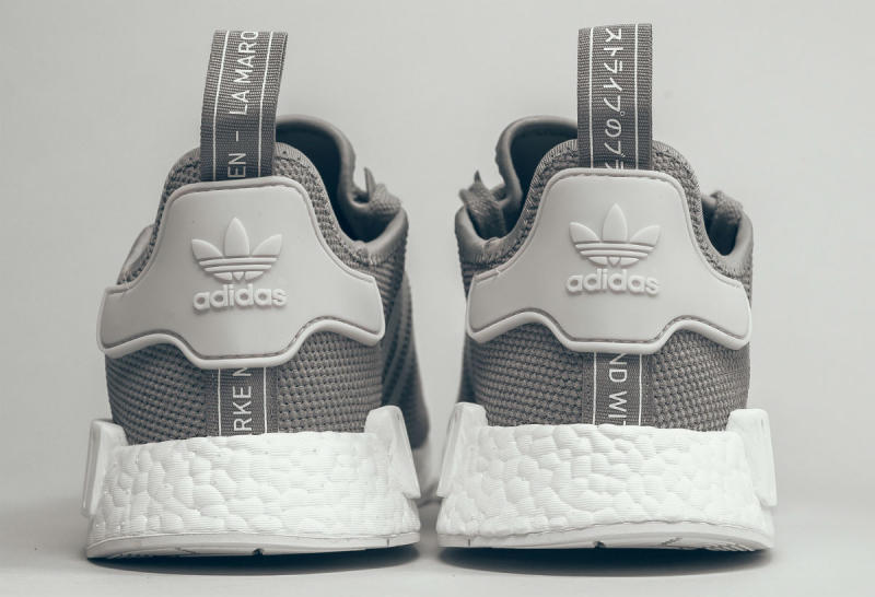 new product 88351 02803 adidas NMD Grey/White | Sole Collector