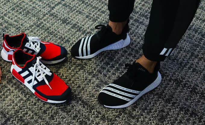 White Mountaineering x adidas NMD R2 (1)