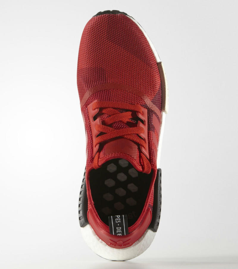 san francisco d959e 1706c adidas NMD Geometric Pack Red (2)