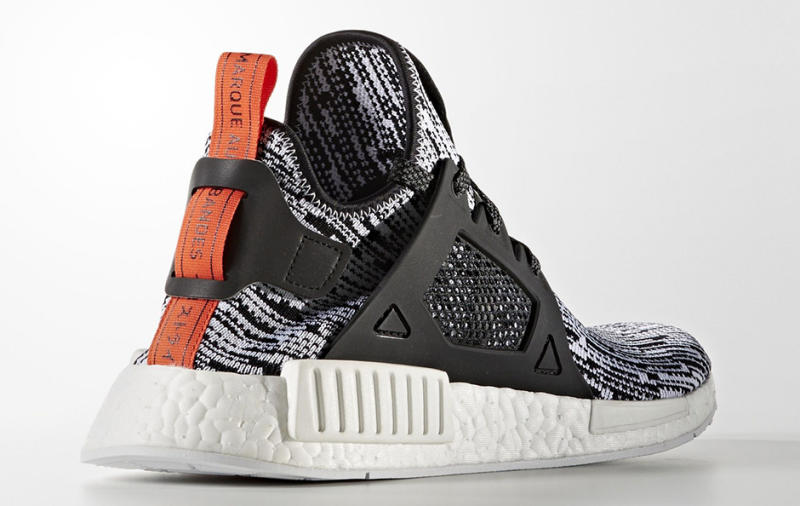 Adidas NMD XR1 Duck Camo Men White Core Black BA7233