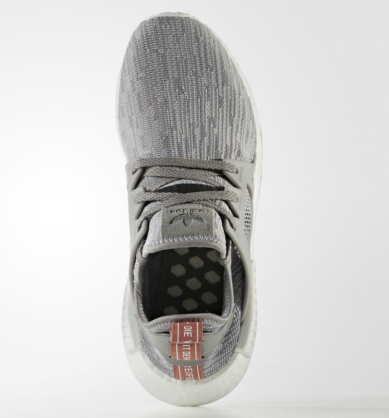 adidas NMD XR1 Primeknit Light Clear Onix BB3686 (2)