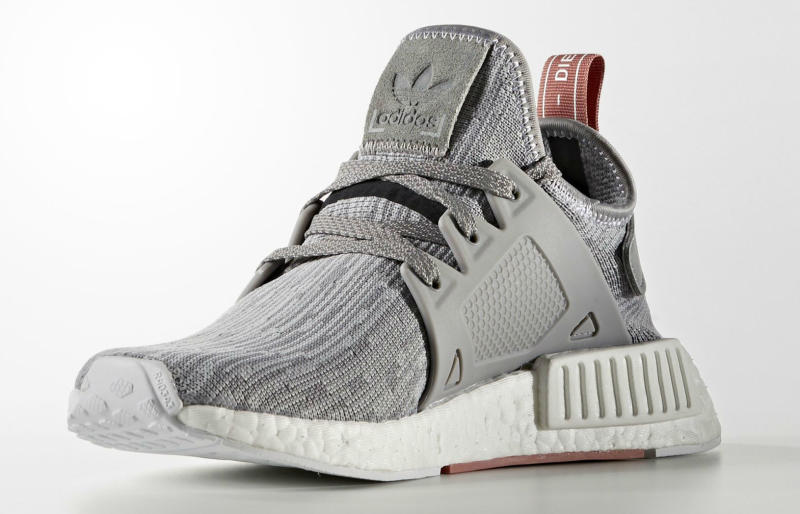 adidas NMD XR1 Primeknit Light Clear Onix BB3686 (4)