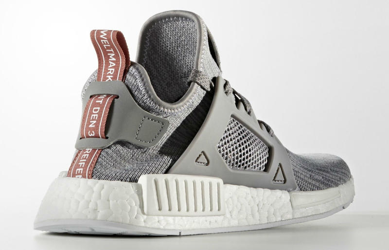 adidas NMD XR1 Primeknit Light Clear Onix BB3686 (5)