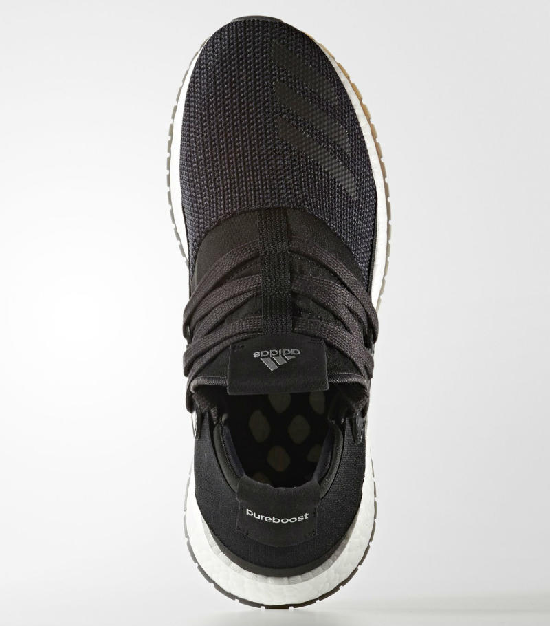 new styles 1c85c 57864 adidas Pure Boost Raw Black (2)