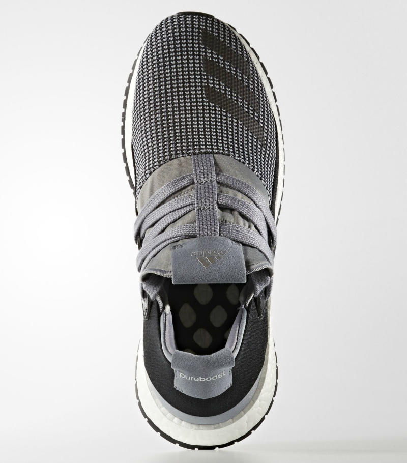 premium selection 11d6d 454e2 adidas Pure Boost Raw Black Grey (2)