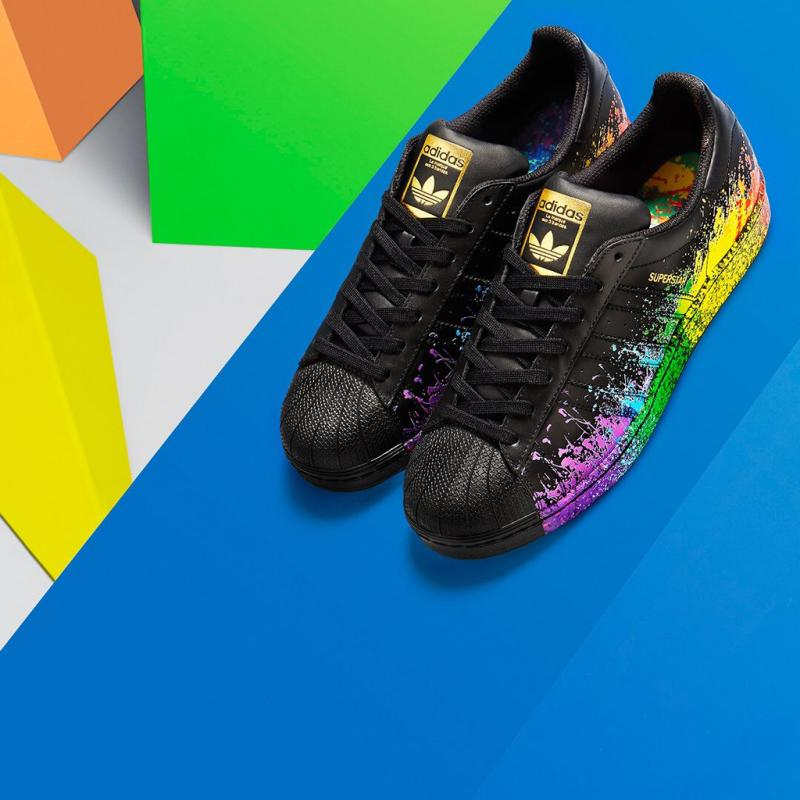 Adidas Superstar Colour Splash