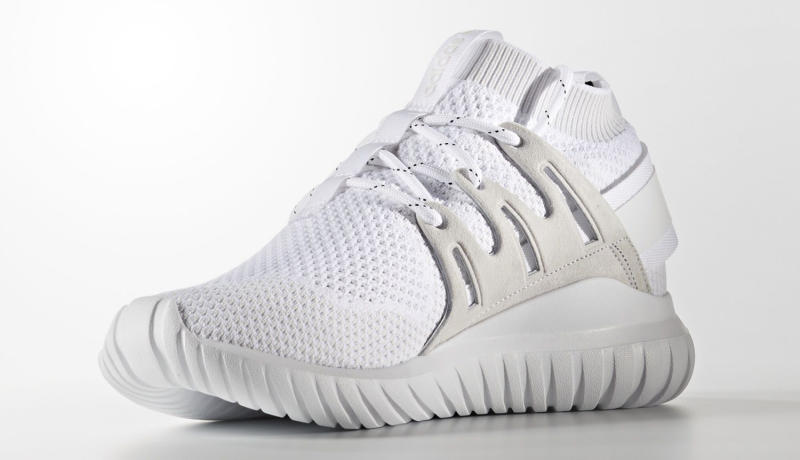 Amazon: Mens Adidas Tubular Nova Primeknit Mineral Night
