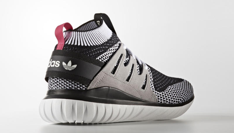 Adidas Tubular Nova Black And White