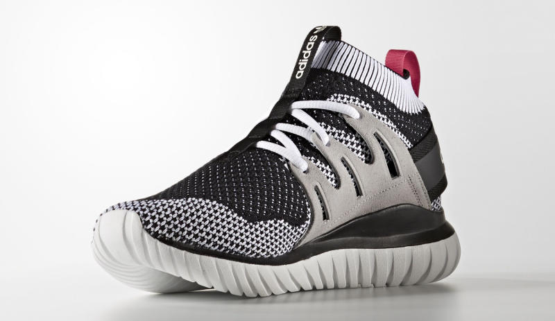 Adidas Tubular Runner (Solid Gray \\ u0026 White) End