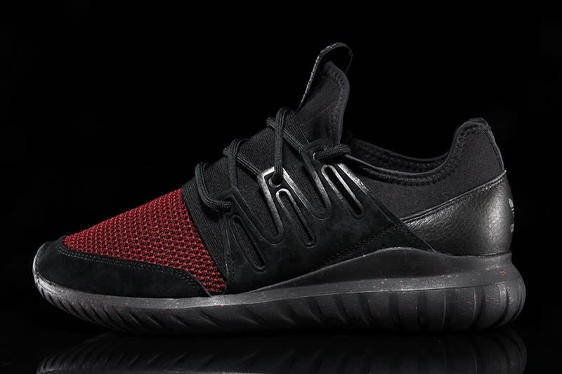 Adidas Originals Tubular Radial Girls 'Grade School Running