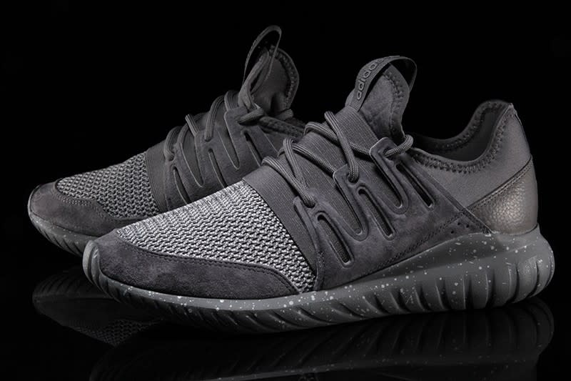 Reflective Details On The adidas Originals Tubular Nova