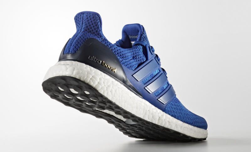 The Adidas Ultra Boost Is Feeling Blue