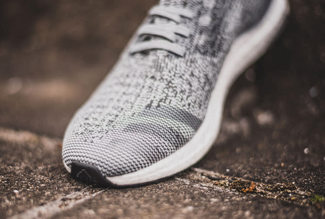 Adidas Ultra Boost Uncaged Gray