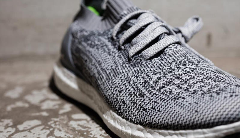 adidas Ultra Boost Uncaged Grey Black Camo