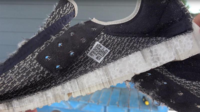 adidas boost inside