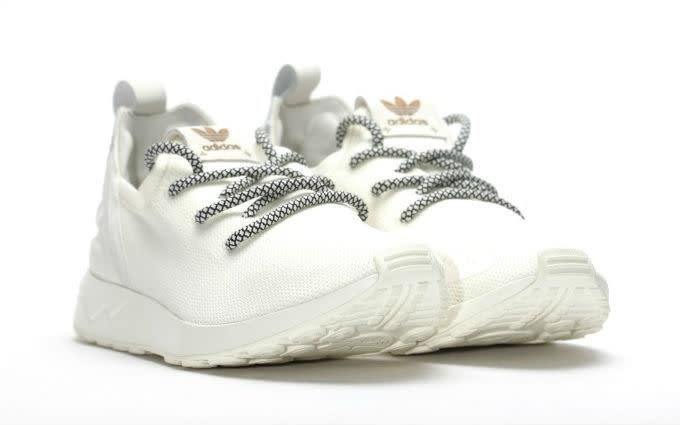 Adidas Zx Flux Adv X White