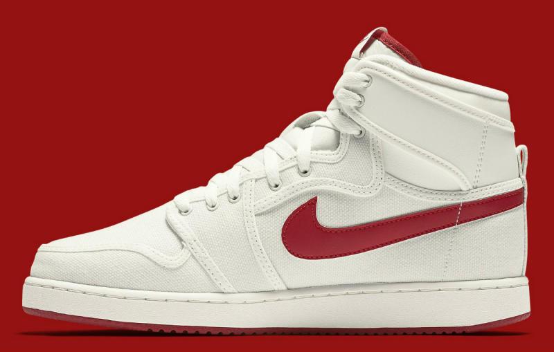 140e8e387ec49a Air Jordan 1 KO OG Sail White Release Date