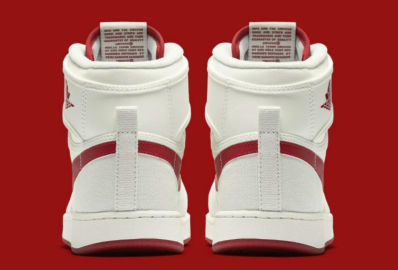 f5508f339bda Air Jordan 1 KO OG Sail White Release Date