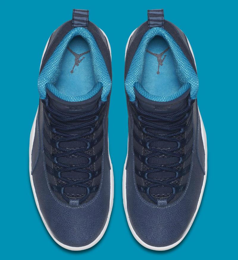 low priced c4ad5 c6d01 Air Jordan 10 LA Los Angeles Release Date 310805-404 (5)