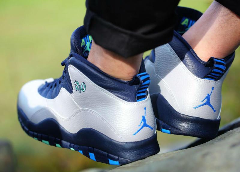 Jordan 10 Retro Rio