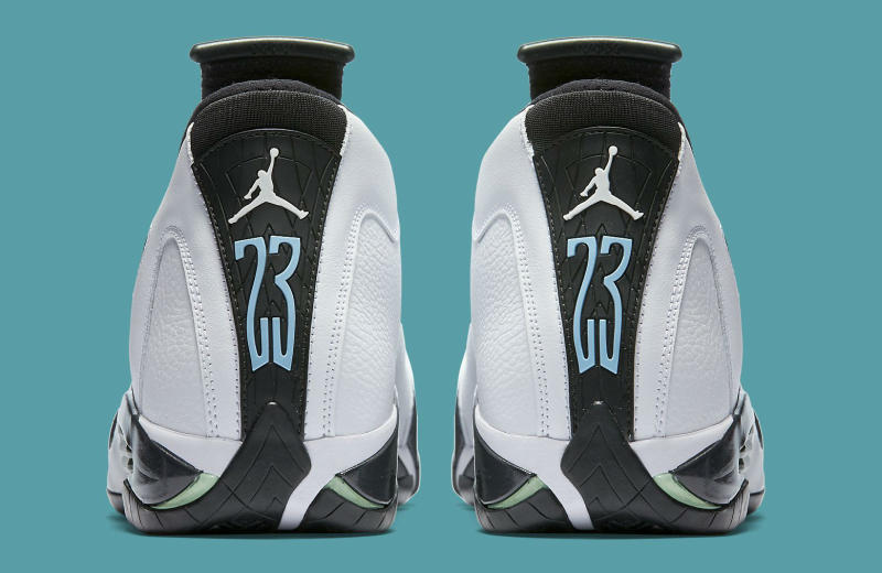Air Jordan XIV 14 Oxidized Green 487471-106 (6)