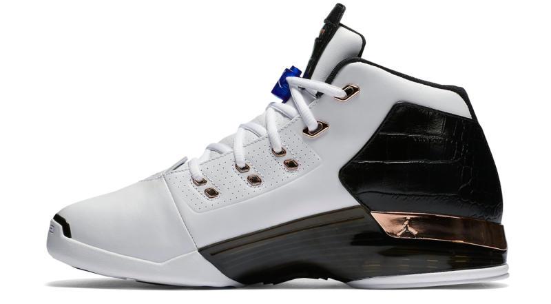 UPDATE 4/1: Official images of the Air Jordan 17+ Retro