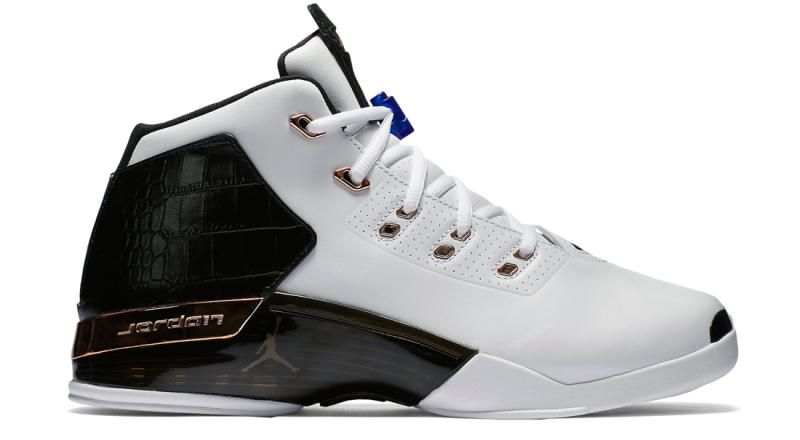 more photos 34531 56f85 UPDATE 4/1: Official images of the Air Jordan 17+ Retro