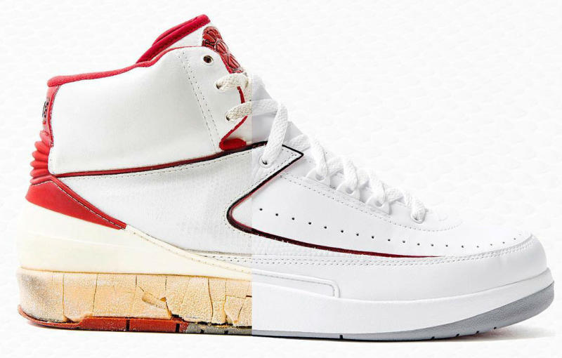 How Original Air Jordans Have Aged Over Time   Sole Collector