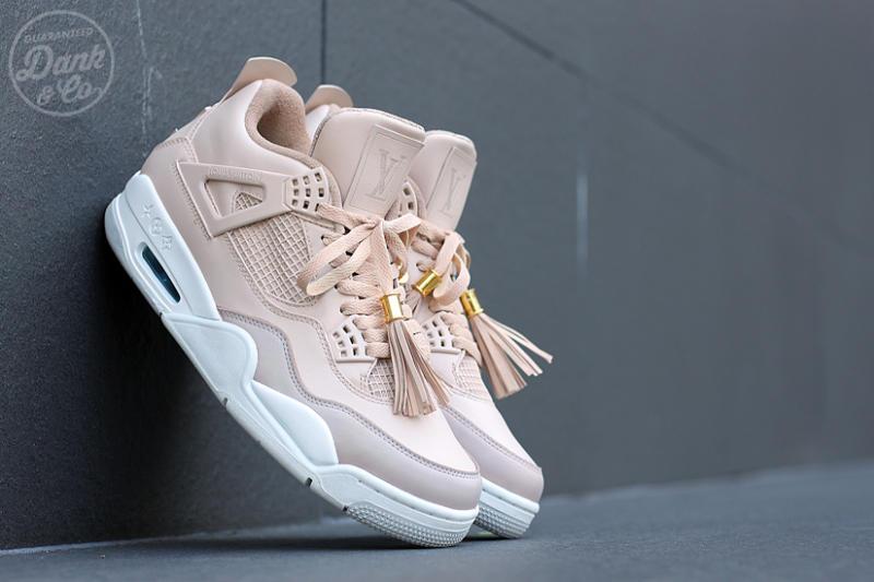 sports shoes d53d3 e7922 Air Jordan 4 Louis Vuitton Don